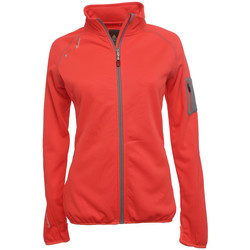 Vêtements Femme Vestes de survêtement Peak Mountain AMANO orange