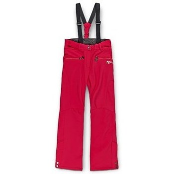 Vêtements Fille Pantalons Peak Mountain FAFUZZI rose