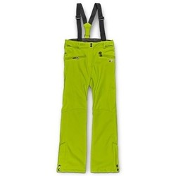 Vêtements Fille Pantalons Peak Mountain FAFUZZI anis