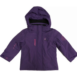 Vêtements Fille Parkas Peak Mountain GADIKA violet