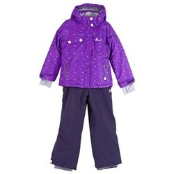 Vêtements Fille Ensembles de survêtement Peak Mountain FAVIM violet