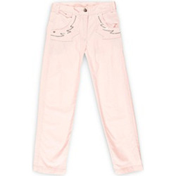 Vêtements Enfant Chinos / Carrots Miss Girly Pantalon FEVE rose