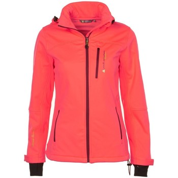 Vêtements Fille Blousons Peak Mountain GANNE orange