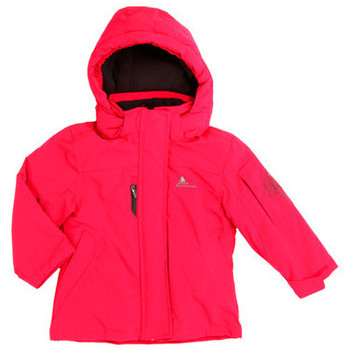 Vêtements Fille Parkas Peak Mountain GADIKA fuschia