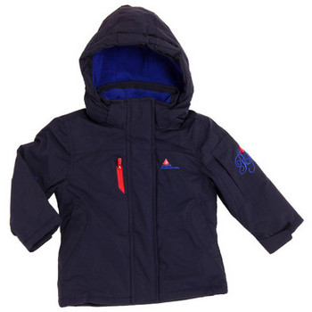 Vêtements Fille Parkas Peak Mountain GADIKA bleumarine
