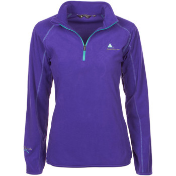 Vêtements Femme Polaires Peak Mountain AFINE violet
