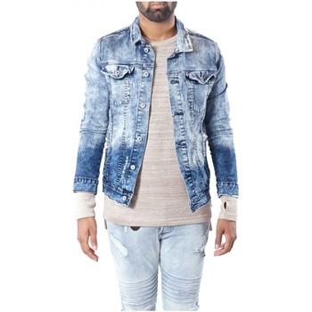 Vêtements Homme Vestes Project X Paris Veste Légère Bleu