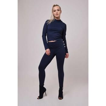 Vêtements Femme Pulls Project X Paris Pull-Over Bleu