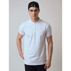 Vêtements Homme T-shirts manches courtes Project X Paris Polo Blanc