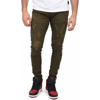 Vêtements Homme Jeans skinny Project X Paris Jean Vert