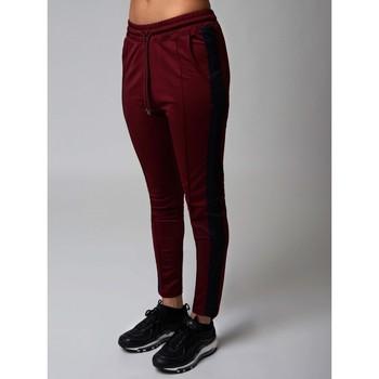 Vêtements Femme Pantalons de survêtement Project X Paris Jogging Bordeaux
