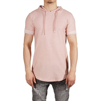 Vêtements Homme Polaires Project X Paris Tee Shirt Rose