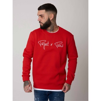 Vêtements Homme Sweats Project X Paris Sweat-Shirt Rouge