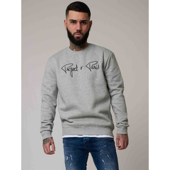 Vêtements Garçon Sweats Project X Paris Sweat-Shirt Gris