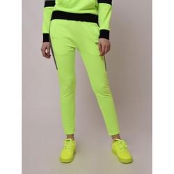 Vêtements Femme Pantalons de survêtement Project X Paris Jogging Jaune fluo