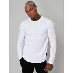 Vêtements Homme T-shirts manches longues Project X Paris Tee Shirt Blanc