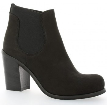 Nuova Riviera Femme Bottines  Boots Cuir...