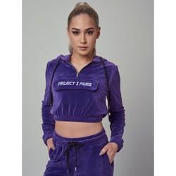 Vêtements Femme Sweats Project X Paris Hoodie Violet