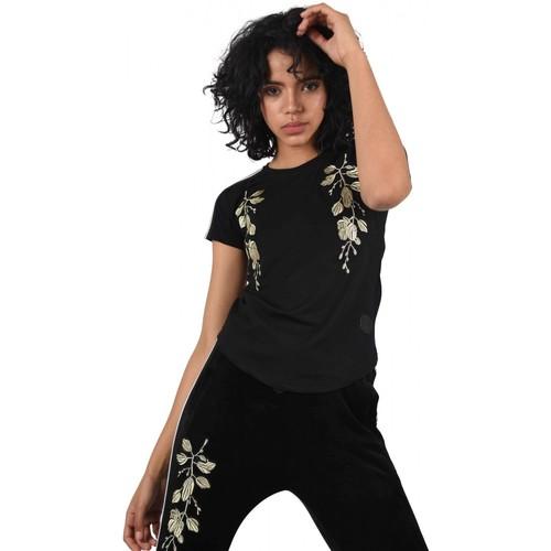 Grande vente Tee Shirt  Project X Paris  t-shirts manches courtes  femme  noir
