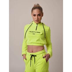 Vêtements Femme Sweats Project X Paris Hoodie Jaune