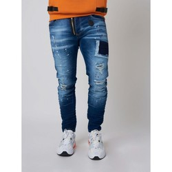 Vêtements Homme Jeans skinny Project X Paris Jean Bleu