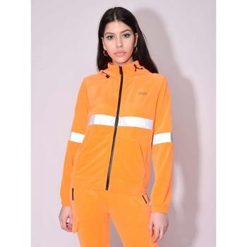 Vêtements Femme Blousons Project X Paris Veste Légère Orange