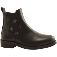 Chaussures Fille Ballerines / babies Little Mary TOBY NOIR