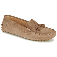 Chaussures Femme Mocassins Casual Attitude JALAYALE Taupe