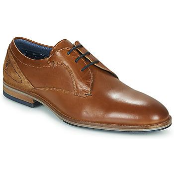 Chaussures Homme Derbies Casual Attitude MONA cognac