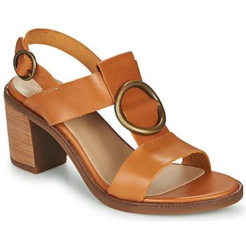 Chaussures Femme Sandales et Nu-pieds Casual Attitude MELINA Camel