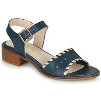 Chaussures Femme Sandales et Nu-pieds Casual Attitude RINEILUE Noir/argent