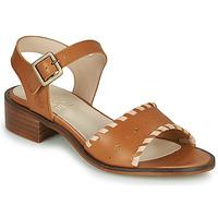 Chaussures Femme Sandales et Nu-pieds Casual Attitude MELIVELLANA Marron