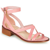Chaussures Femme Sandales et Nu-pieds Casual Attitude COUTIL Vieux rose