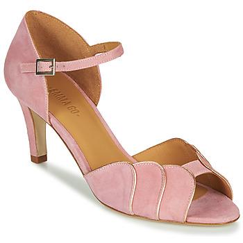 Chaussures Femme Sandales et Nu-pieds Emma Go PHOEBE Rose