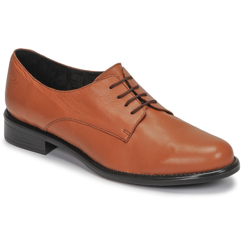 Chaussures Femme Derbies Betty London CAXO Marron