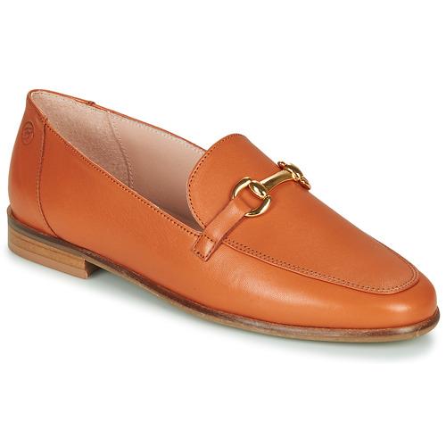 Chaussures Femme Mocassins Betty London MIELA Camel