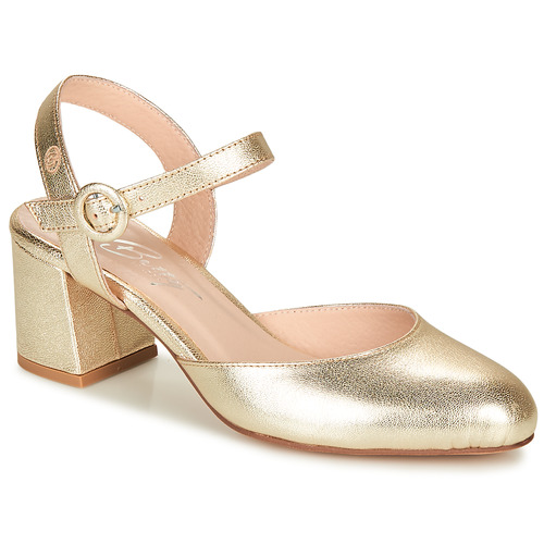 Chaussures Femme Escarpins Betty London MALINE Doré