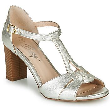 Chaussures Femme Sandales et Nu-pieds Betty London MATINA Argenté