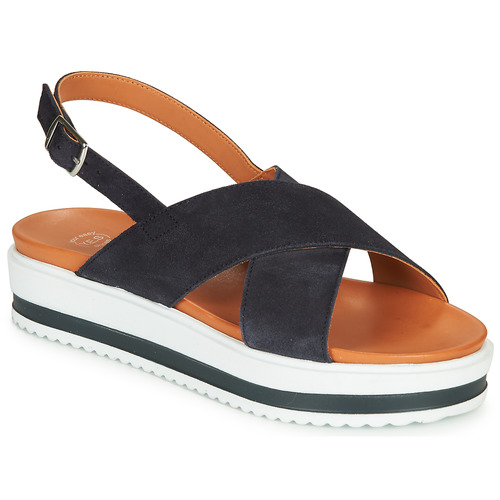 Chaussures Femme Sandales et Nu-pieds Betty London MAFI Marine