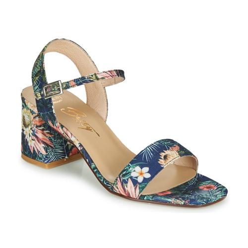 Chaussures Femme Sandales et Nu-pieds Betty London MAKITA Marine
