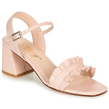 Chaussures Femme Sandales et Nu-pieds Betty London MARIKA Rose
