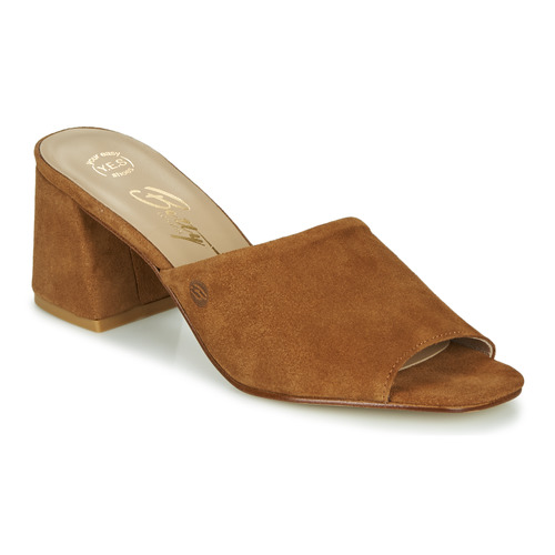 Chaussures Femme Mules Betty London MELIDA Cognac