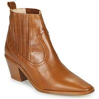 Chaussures Femme Bottines Betty London MIRTA Cognac