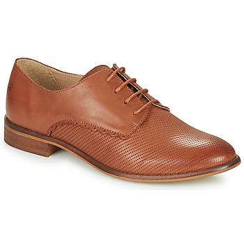 Chaussures Femme Derbies Betty London MARILOU Camel