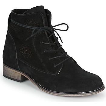 Chaussures Femme Boots Betty London MARILU Noir