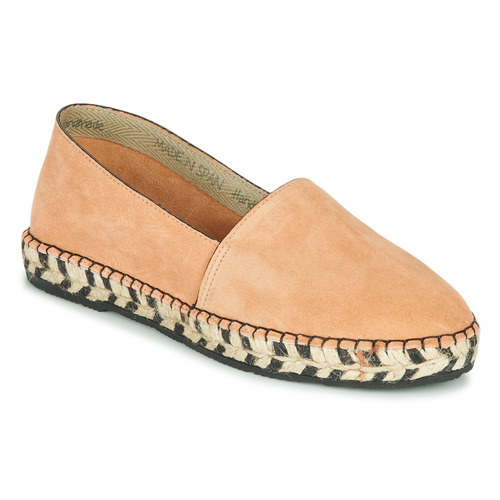 Chaussures Femme Espadrilles Betty London MARILA Cognac