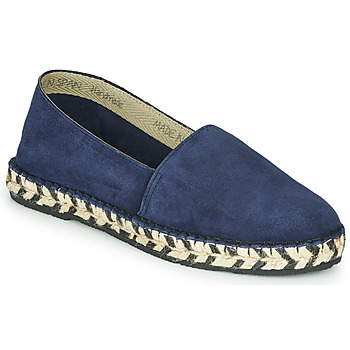 Chaussures Femme Espadrilles Betty London MARILA Marine