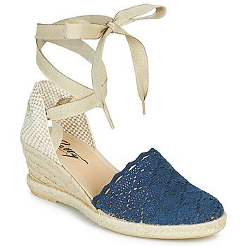 Chaussures Femme Sandales et Nu-pieds Betty London MARISSI Marine