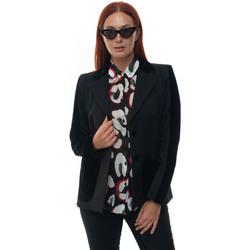 Vêtements Femme Vestes / Blazers Roberto Cavalli C2IUA510-91179899 Nero
