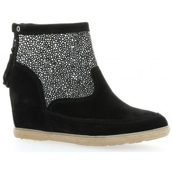 Boots Minka Boots cuir velours
